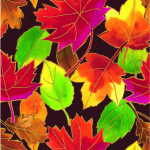 E-6229 Autumn Leaves