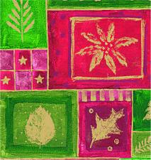 M-7042 Christmas Mosaic