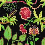 M-7224 Silk Botanical Fantasy