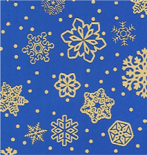 X-4169 Sparkling Snowflakes