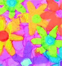 E-4077 Flower Power
