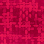 E-9523 Red Spun Sheen